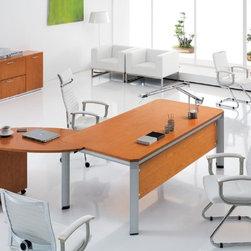 Vera A Contemporary Executive Desk -