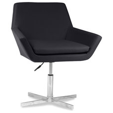 Modern Chairs Arden Faux Leather Chair
