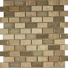 Traditional Tile by Ceramic Tileworks