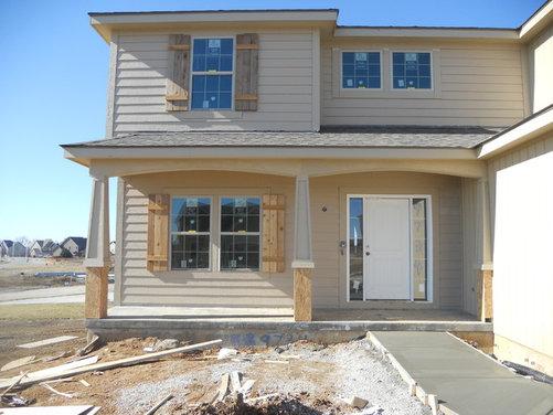 exterior paint colors accent for door shutters garage door. Black Bedroom Furniture Sets. Home Design Ideas