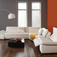 Contemporary Love Seats by The Collection German Furniture