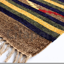 Handmade Traditional Kilim Area Rug Antiquity Style By citapore - What a beautiful, vibrant rug!