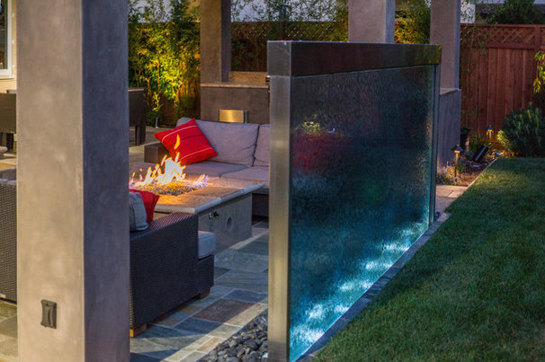 Modern  by Samscaping Landscape Design and Build