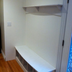 Custom Built ins and furniture -