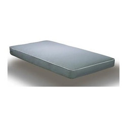 Wolf Corporation - 5 in. Twin Trundle Bed Mattress - Foam core. FR protective cover. 75 in. L x 38 in. W x 5 in. Thick (20 lbs.)