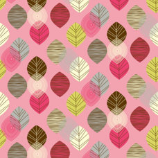 modern wallpaper by Spoonflower