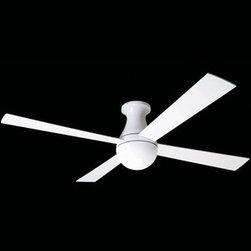 Modern Fan Company - Modern Fan Company | Ball Hugger Ceiling Fan - Design by Ron Rezek.