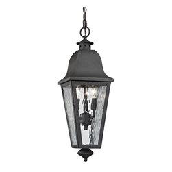 ELK Lighting - Outdoor pendant - Outdoor pendant