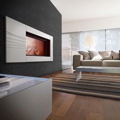 contemporary fireplaces by Suncoast Fireplaces
