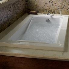 Modern Bathtubs by American Standard Brands