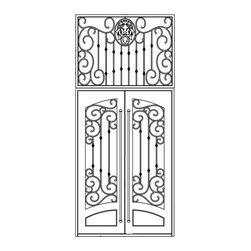 Cornerstone Lofts Historical Remodel Entry Door - Cornerstone Lofts concept drawing