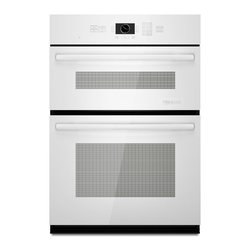 """Jenn-Air 30"""" Combination Microwave/wall Oven, White On White 