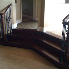 Traditional Staircase by Tree of Life Stairs