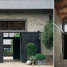 10 Favorites: Exterior Sliding Barn Doors : Remodelista