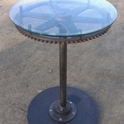 industrial gear table -