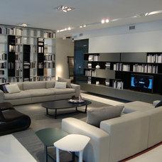 Contemporary Sofas by CCS Architecture and Interior Design