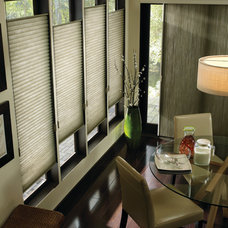 Modern Cellular Shades by Two Blind Guys