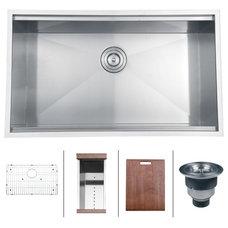 Modern Kitchen Sinks by XOMART