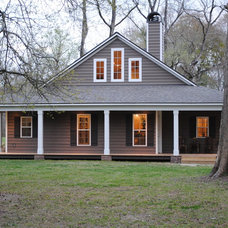 Traditional Exterior by Manuel Builders, LLC
