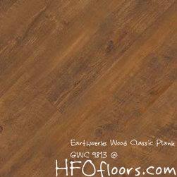Earthwerks Wood Classic Plank - Earthwerks Wood Classic Plank, GWC 9813. Available at HFOfloors.com.