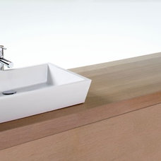 Modern Bathroom Sinks by WETSTYLE