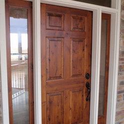 Doors Amp More New Oak Front Door