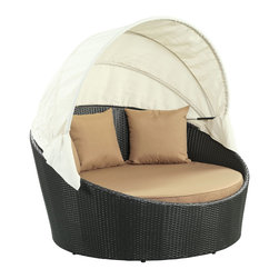 Lounge and Chaise - Siesta Canopy Daybed.