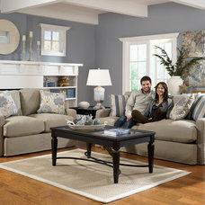 Contemporary Sofas by FurnitureCart.com