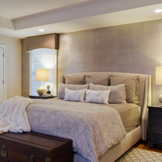 Traditional Bedroom by LeBlanc Design