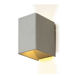 Control Brands - Drammen White Two Light LED Wall Sconce - - It is a simple and everyday image for a discreet, essential and highly functional lamp, designed to team technical and decorative features. This wall sconce accommodates the most diverse lighting requirements: from a small service lamp to large multiple compositions. Can also be ceiling mounted. The simple design, its functionality, sturdiness and dust protection, make it perfect of any setting: from contract to domestic, from bathrooms to bedrooms  - Bulbs Included: No  - Assembly not required Control Brands - LS820W2LED