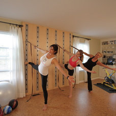 Traditional  Traditional Home Gym