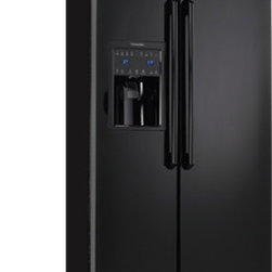 Counter-Depth Side-By-Side Refrigerator with IQ-Touch Controls by Electrolux - Luxury-Glide Chill Zone Drawer