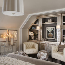 Bedroom by Ashley Campbell Interior Design