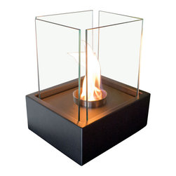 Nu-Flame - Nu-Flame Lampada - Lampada Italian for lamp light is one of our newest tabletop fireplaces. Lampada is the perfect centerpiece or gathering point for friends and family. A beautiful way to add luxury and warmth making it the perfect gift to give or receive!