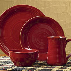 traditional dinnerware by Everything Primitives