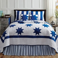 Traditional Quilts And Quilt Sets by Everything Primitives