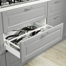 SEKTION/BODBYN/MAXIMERA 3 drawer base cabinet for cooktop -