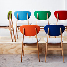 Midcentury Dining Chairs by southwood