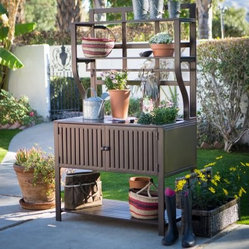 Shop Potting Bench Products On Houzz