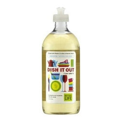 Better Life Dishwashing Soap - Unscented - 22 Fl Oz - Better Life proves that safety and performance can play nice together. Created by two dads (Kevin's a top formulation chemist and Tim believes in a cleaner, greener world) who want toxins from conventional cleaners out of homes, away from kids, and off our planet. Simply put, Better Life makes safer, more effective cleaners on and for the Earth. Using Better Life makes your home and our planet a little happier, greener and, of course, cleaner. While Better Life products are non-toxic, they should be used to clean, not drink.