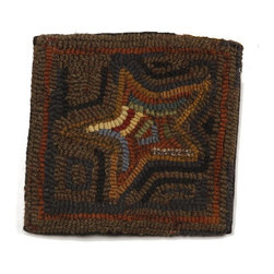 Homespice Decor - Homespice Decor Shooting Star Throw Pillow Multicolor - 211040 - Shop for Pillows from Hayneedle.com! Enjoy the primitive charm of a hand-hooked pillow with the Homespice Decor Shooting Star Throw Pillow. Neutral tones such as rust tan brown and black border the piece giving way to more intense hues at the star's center.About Homespice DecorProducing quality homemade products since 1998 Homespice Decor has become an industry leader in braided rugs (outdoor indoor wool cotton) and has expanded its line to include penny rugs rag rugs and its newest - Supernova rugs - which feature a swirling star braid design. Formerly known as J Quilts Company Homespice Decor shifted its focus from quilts to rugs pouring itself into the intricate details of braided rug craftsmanship. Homespice Decor is committed to providing affordable braided rugs of the highest quality in an abundance of sizes and styles.