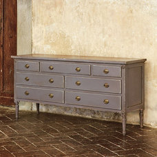 traditional dressers chests and bedroom armoires by Ballard Designs