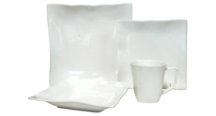 contemporary dinnerware sets by Overstock.com