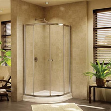 Contemporary Shower Doors by Bathroom Trends