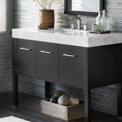Contemporary Bathroom Vanities And Sink Consoles -
