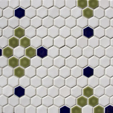 Traditional Tile by Pratt and Larson Ceramics