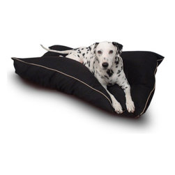 Majestic Pet - Majestic Pet Super Value Pet Bed - 78899565350 - Shop for Beds Covers and Fill from Hayneedle.com! Get the best for your pet at the best price! The Majestic Pet Super Value Pet Bed is available in assorted poly/cotton twill blends stuffed with luxuriously soft polyester fiber fill. Cedar chip fills are also available upon request. This comfy pet bed is available in two sizes and a variety of colors. Cover is machine washable but not removable.Medium: 28L x 35W x 7H inchesLarge: 35L x 46W x 7H inches
