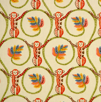 Eclectic Fabric by inside fabric