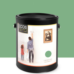 Imperial Paints - Interior Semi-Gloss Trim & Furniture Paint, Exhilaration - Overview: