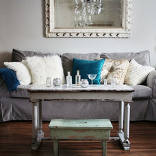 Contemporary Sofas by Comfort Works Custom Slipcovers